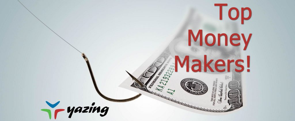 top money makers